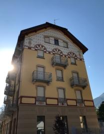 Fassade in Santa Maria Maggiore
